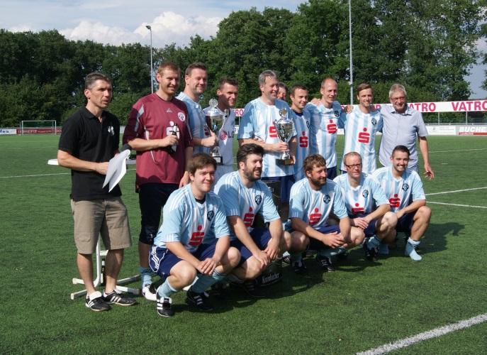 Pokalübergabe Husa-Cup 2017